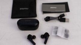 The 3th Generation PaMu Earbuds with Wireless Charging - PaMu Slide Mini